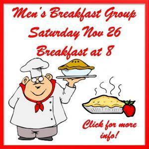 Mens Breakfast Group Apple Pies